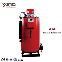 Automatic Machine 200kg Steam Boiler For Rice Mill Machine
