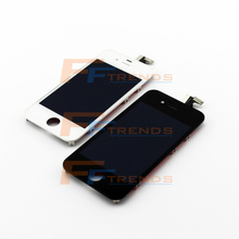 Wholesale 100% Guarantee Original New Mobile Phone 4 inch Lcd Screen for iPhone 4S Replacement Screens Display
