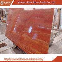 High Quality Factory Price Red Travertine Marble Price