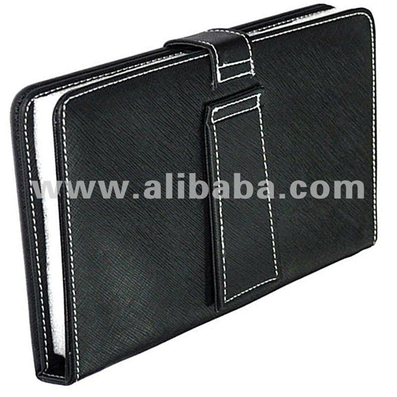 "PU Leather Portfolio Case for 7"" Tablet PC"