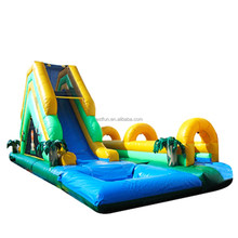Factory price giant inflatable water slide for sale