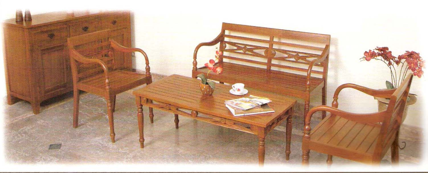 Teca muebles r sticos otros muebles de madera - Muebles de teca ...