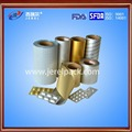 150 micron pharmaceutical cold forming alu alu foil for medicine packaging