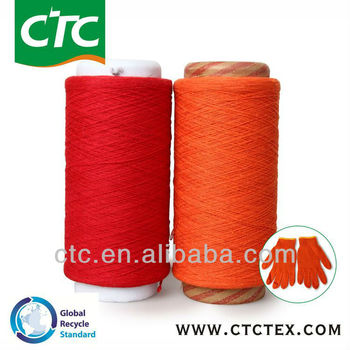 glove knitting color yarn