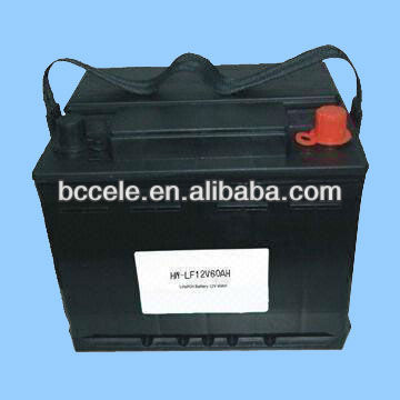 Well discharge lifepo4 8000mah battery pack 12v for ups system