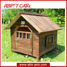 Professional waterproof wooden dog kennel