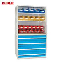 Industry used metal tall storage drawer cabinet