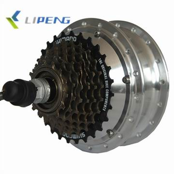 100% new Rear Hub Motors for Pedal Electric Bicycle Motor