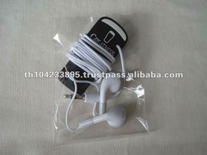 Earphone Roller with Logo | Headphones with soft PVC Roller