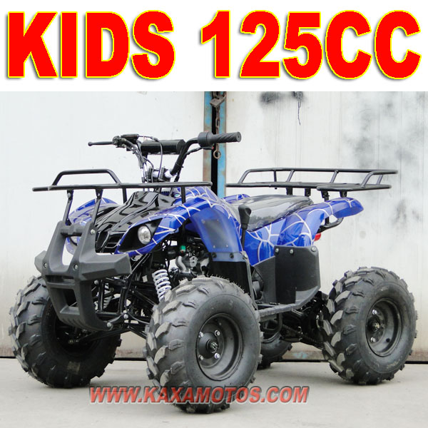 125cc Gas Four Wheelers for Kids