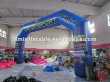 2012 hot selling advertising inflatable arch/exhibition supply