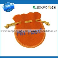 Timepieces Jewelry Velvet Pouches Wholesale For