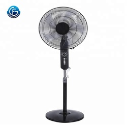 National home appliances electric standing fan with 3 Speed wholesale