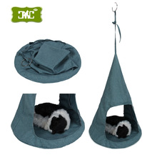Cheap comfortable small animal bed cat hammock for pet