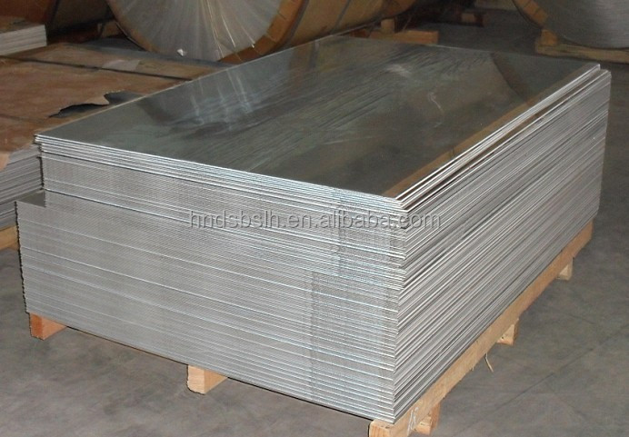 factory supply 4047 aluminium plate