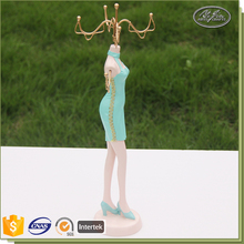 Professional manufacturer supplier garment jewelry display doll stand