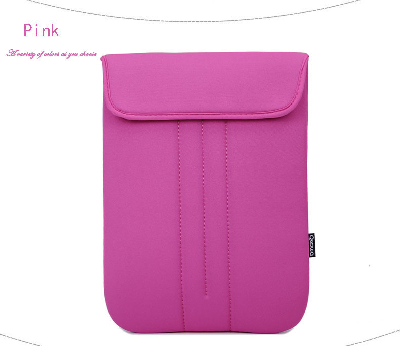 Computer Bag Notebook PC Smart Cover waterproof Sleeve Case 7 10 12 13 14 15 inch Laptop tablet Bags