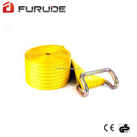 Hot sale wheel ratchet straps tie downs for trucks
