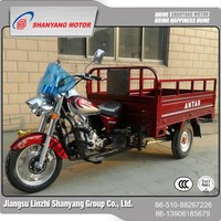 wholesale China merchandise 150cc three wheel motorcycle / passenger rickshaw for sale