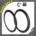 carbon fiber T800 50mm clincher carbon road rims 23mm width road disc break rims