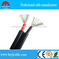 hot selling 1x6mm2 AC 600V/0.6KV tinned copper solar pv cable TUV certificate