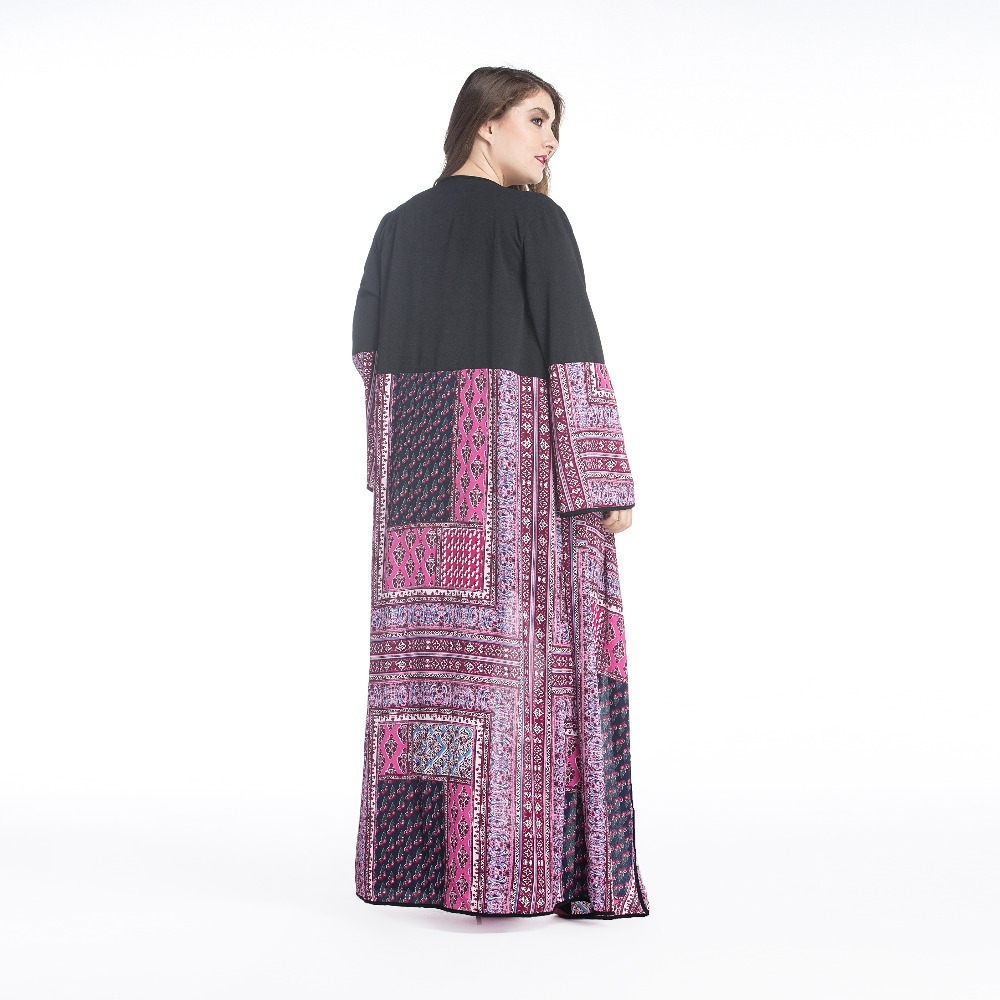 modern new style muslim abaya arab kaftan turkish hijab dress
