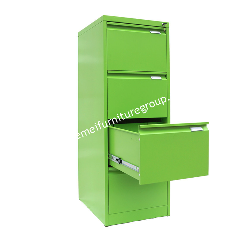 Chinese supplier high quality office furniture godrej 4 drawer steel file cabinet