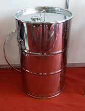 stainless steel oil storage drum for sale