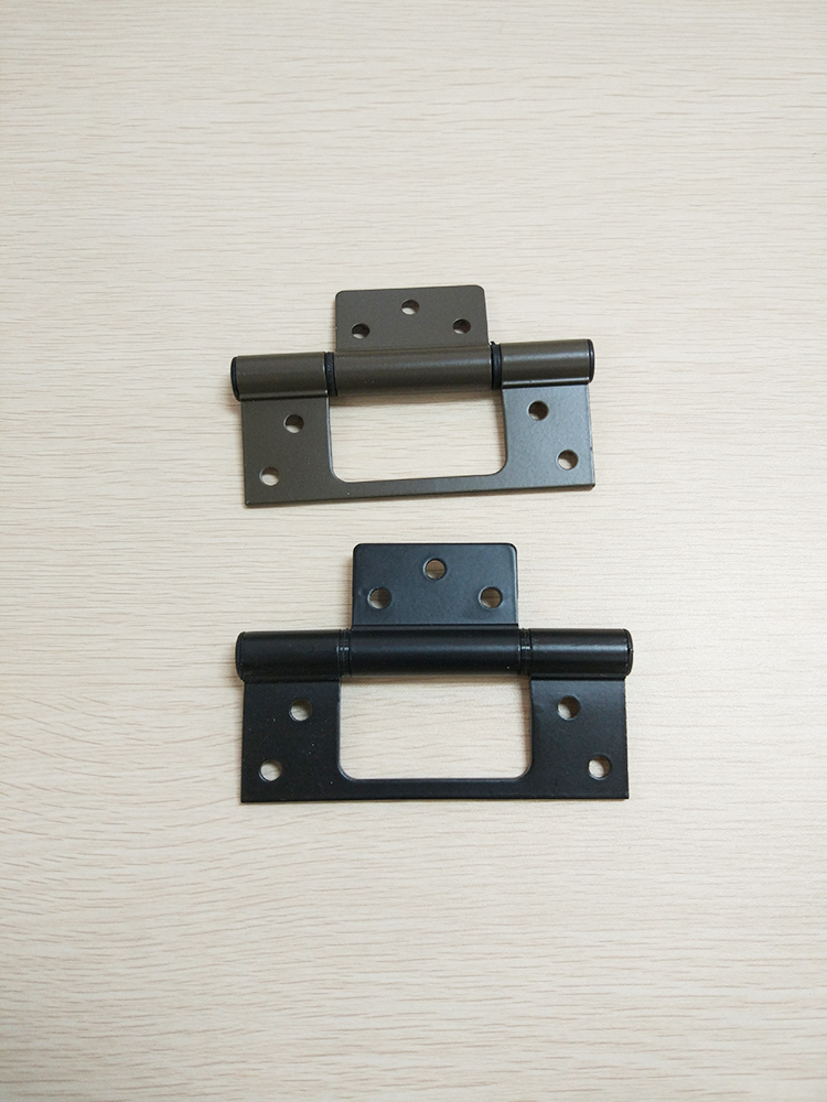 Custom color wooden/aluminum casement window pivot hinge