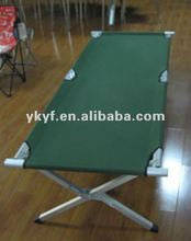Durable Military Camping Cot with great loading capacity