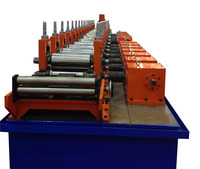 Z Channel / Section / Profile Cold Roll Forming Machine For 80 - 300 Width Z Channel