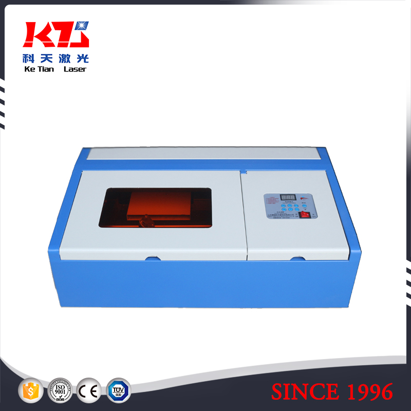 Factory price qr code laser engraving machine with good