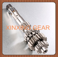 High Precision Gear Shaft Assembly for Motorcycle