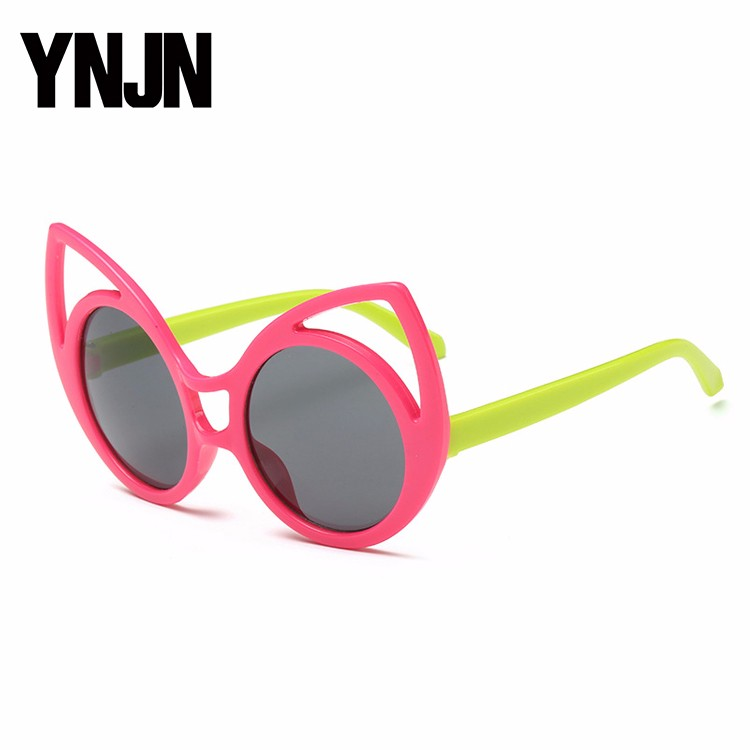 Kids sunglasses UV400 bulk sales customized logo Party sunglasses