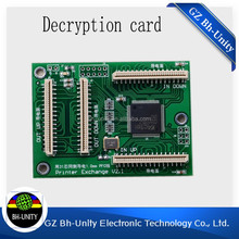 cheaper price!DX5 printhead chip decoder for F186000 printhead for E pson printhead