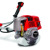 TOPWE NEW DESIGN 4 stroke Engine  brush cutter with metal blade and nylon cutter