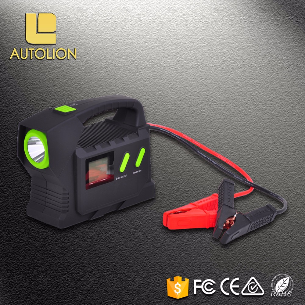 Emergency tool 220v charger dead car China supplier battery jump starter