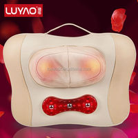 2014 new arrival butterfly design infrared roller massage pillow / massage cushion LY-898