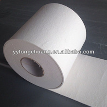 Thermal insulation heat resistance ceramic fiber paper