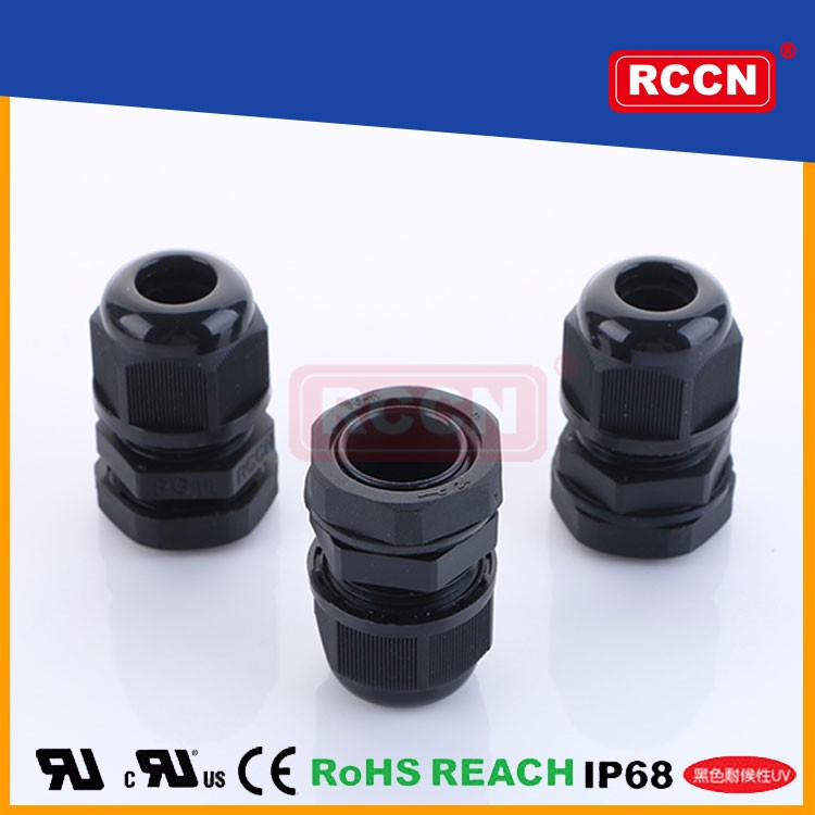 Various Sizes Waterproof sealed cable glands