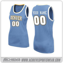 custom womens basketball uniform/latest basketball jersey design