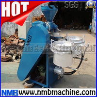edible automatic screw cold press oil expeller