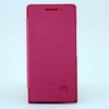 Flip battery back cover case for huawei ascend p6