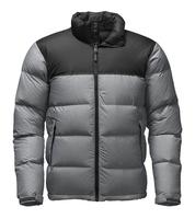 2017 grey black down jacket for winters men