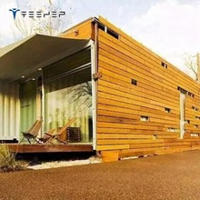 Beautiful modular luxury container house shipping container home designs