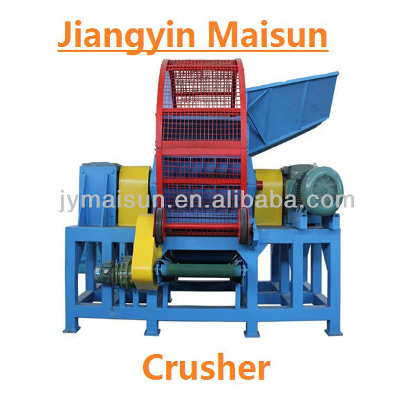 waste tire recycle plant rubber powder pulverizer whole tire shredder rubber block grinder tire wire machine rubber shredder
