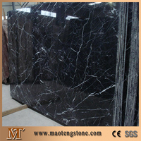 Natural Stone Popular Classic Black Marble For Countertop, Vanity Top, Tiles And Slabs