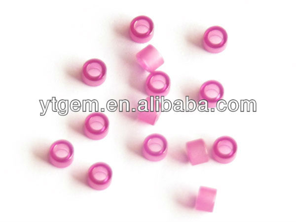 synthetic ruby jewel bearing