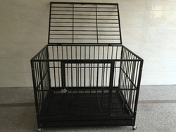 China hotsale heavy duty metal pet cage kennel crate