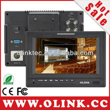 Olink 7,12.1 inch HD-SDI Field Monitor with BNC input & output, Tally lights